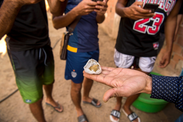 morocco hashish dealing